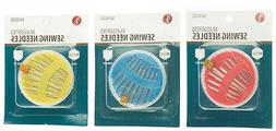 1pk 30pc assorted hand wing needle t