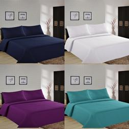 2/3PC LANCASTER GEOMETRIC BED BEDSPREAD QUILT SET COVERLET M