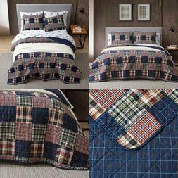 Eddie Bauer Madrona Cotton Quilt Set, Twin