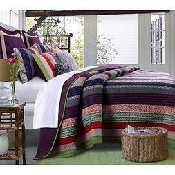 3 piece king size quilt set home