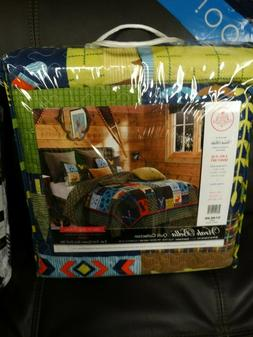 Virah Bella 3 Piece Lake & Lodge Collection 3 Piece Quilt &