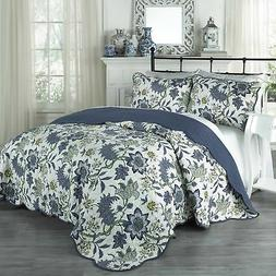 Traditions by Waverly 3 Piece Quilt Set