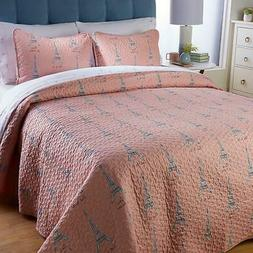 7 piece quilt and sheet set