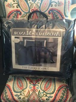 Avondale Manor 7-piece Quilt Set, King, BRAND NEW UNOPENED
