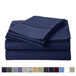 800 Thread Count 100% Long Staple Egyptian Cotton Sheet Set,