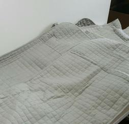 Southshore Fine Linens - Vilano Springs Oversized 3 Piece Qu