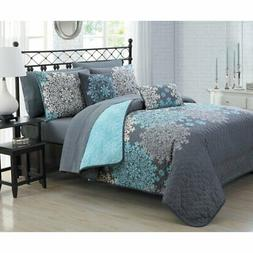 Amber 9 Piece Quilt Set by Avondale Manor