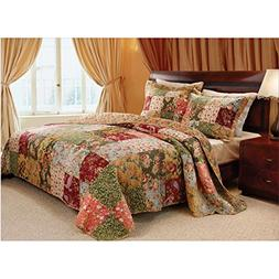 Antique Chic Bedspread SET Full size