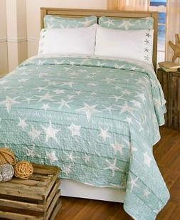 """Aqua Coastal """"Home is Where the Beach is""""  Quilt or Embroide"""