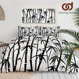 BeddingOutlet Bamboo Bedding <font><b>Set</b></font> Leaf Pr
