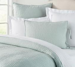Be-You-tiful Home CC585BQSET Basic Blue Queen Quilt Set