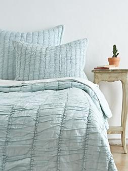 Be-You-tiful Home Rebecca Quilt Set, King, Sea Glass