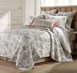 Bee & Willow™ Home Terra Rosa Reversible Full/Queen Quilt