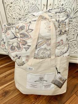 Bee & Willow Home Terra Rosa Reversible Full/Queen Quilt Set