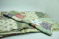 Greenland Home Blooming Prairie Cotton 3 Piece King Size Pat