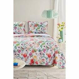 Blossom Quilt Set by Barefoot Bungalow