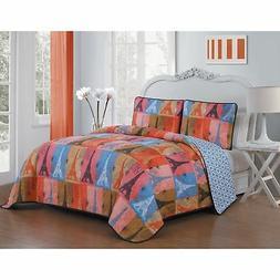 Avondale Manor Cannes 3-piece Quilt Set