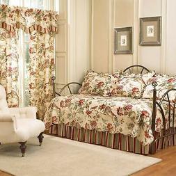 Waverly 11396DAYBEDPPY Charleston Chirp 5 Piece 105-Inch by