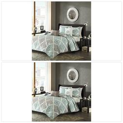 Claire 6 Piece Quilted Coverlet Set, King / California King,