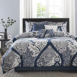 7 Piece Classic Tribal Floral Paradise Patterned Damask Comf