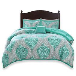 Comfort Spaces - Coco Goose Down Alternative Comforter Set -
