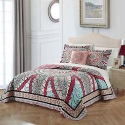 collin reversible quilt cover set