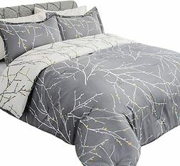 Bedsure Comforter Set King Size
