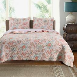 Barefoot Bungalow Cordelia Quilt and Sham Set