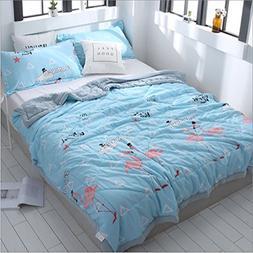 cotton antibacterial air conditioner quilt