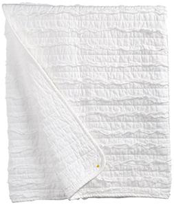 Greenland Home Fashions Cotton Ruffled Throw