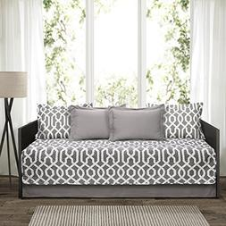 Lush Decor Lush Décor Edward Trellis 6 Piece Daybed Cover S