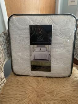 VC New York Downtown Collection Queen 3 Piece Quilt Set