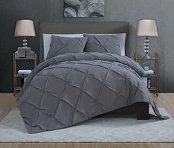 Avondale Manor Ella 7 Piece Quilt Set, Queen, Gray