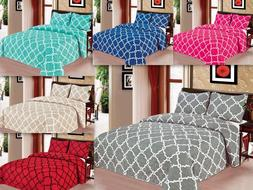 Galaxy Bedspread 3-Piece Quilt Set Soft Quilted Bedding Cove