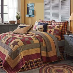 VHC Brands Hazelwood Quilt, Queen