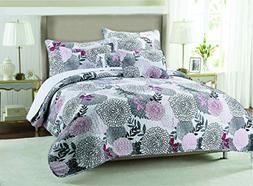 hypoallergenic quilt set bedroom