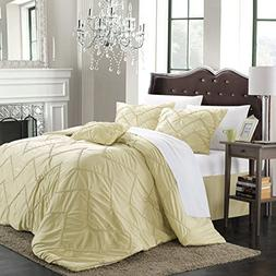 Chic Home Isabella 5 Piece Comforter Set