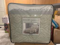 Avondale Manor Jasper 5-Piece Comforter Set, Multi-Color, Ki