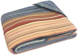 Greenland Home Fashions Katy - 50W x 60L in. Quilted Throw