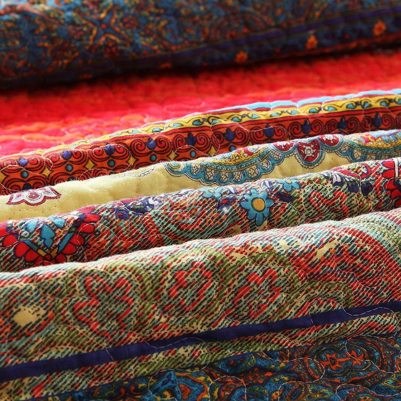 Exclusivo Mezcla 3-Piece Size Quilt Set/Bedspread