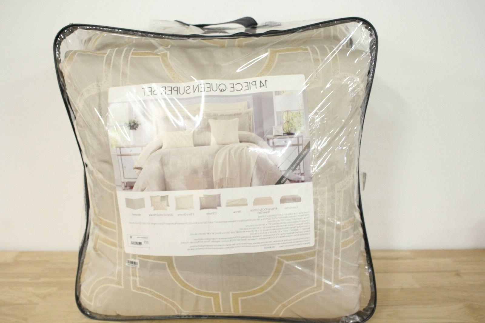 Pem Queen Comforter Set