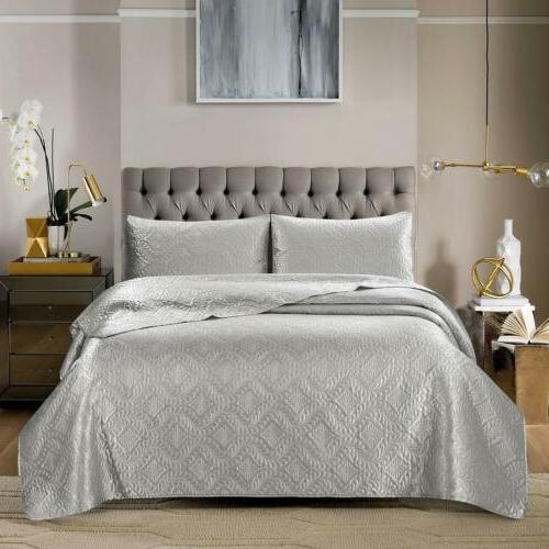 Luxury Quilt Satin Super Soft Deep