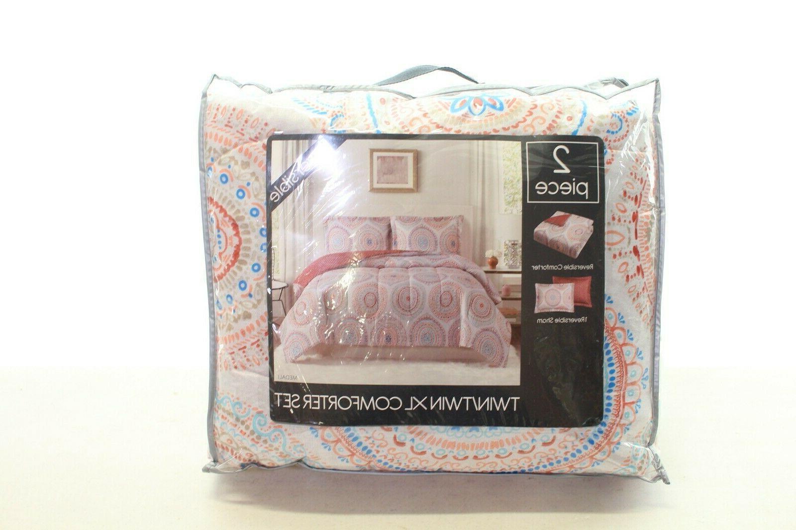 Pem 2 Twin/Twin Comforter Modern