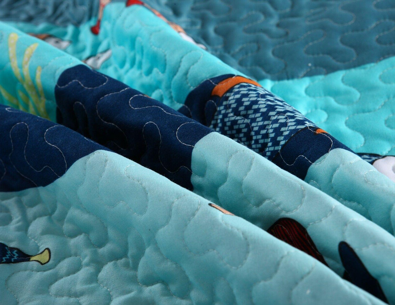 2pcs Kids Comforter Blanket for Boys Girls
