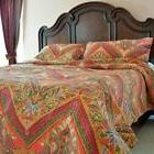 3 piece bedspread set