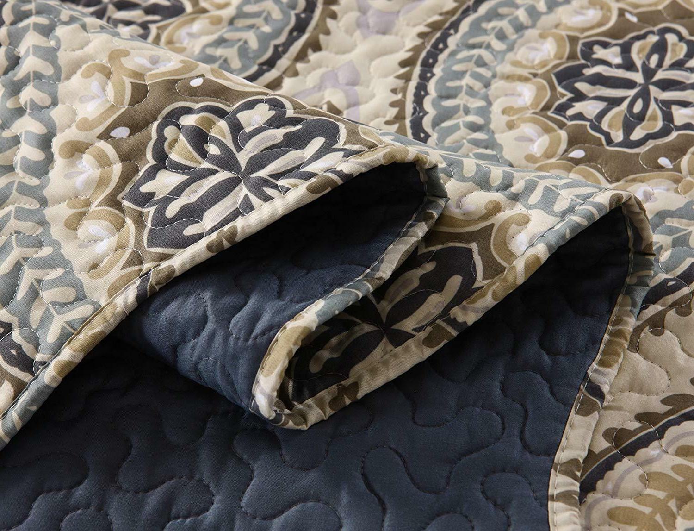 3 Piece King Printed Set Bedding
