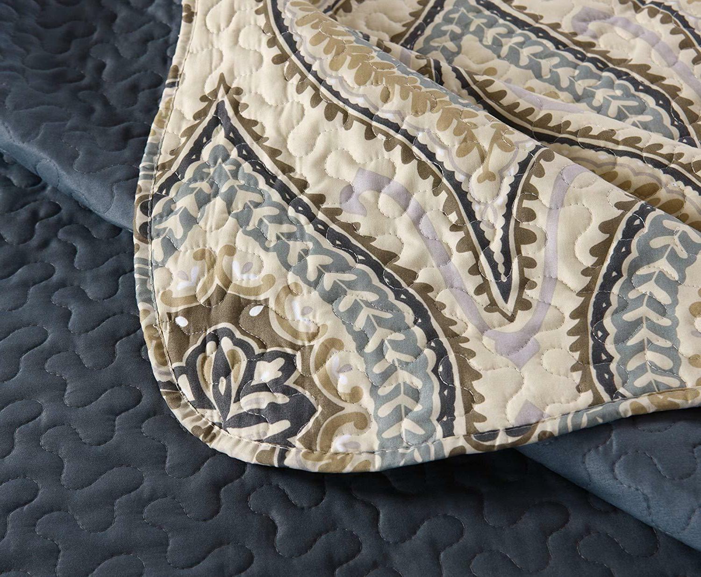 3 Quilt King Bedding Lightweight Oversize