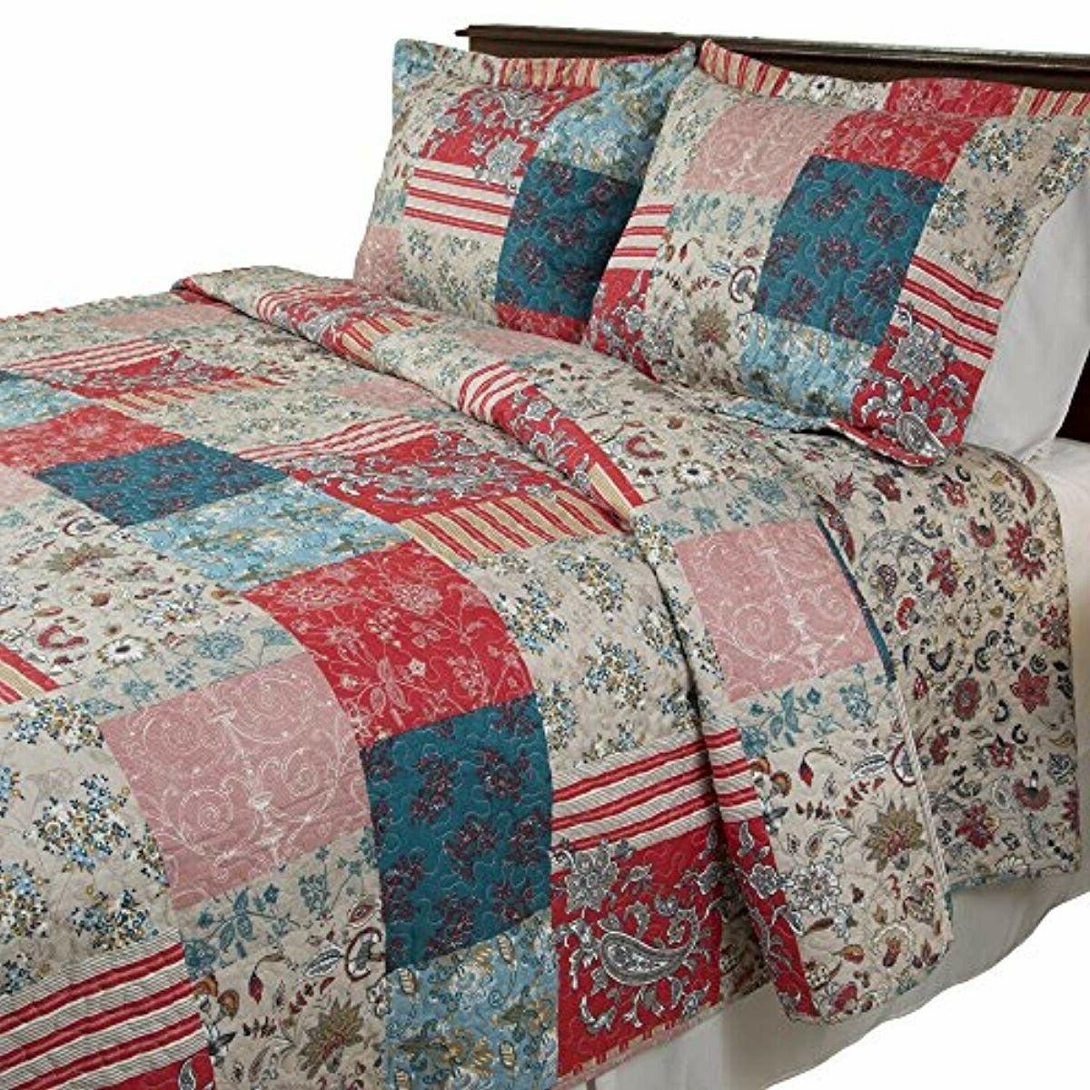 Lavish Home Mallory Quilt