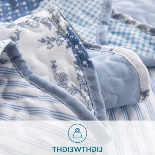 Bedsure Set Size Blue