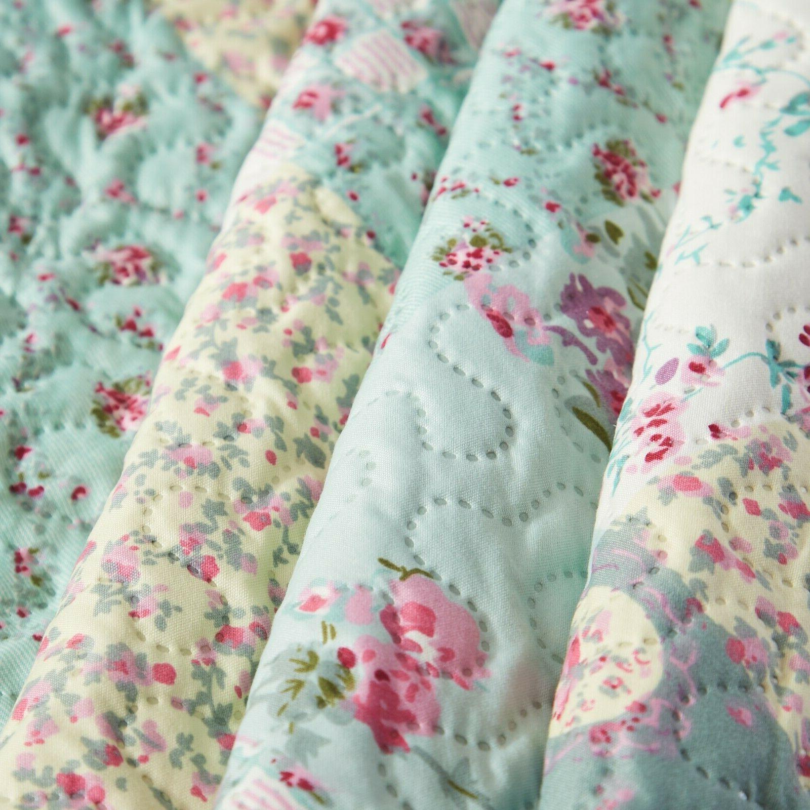 3 Piece King Bedspread Bedding Set